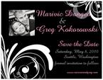 Marivic & Greg's Save the Date