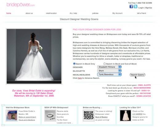 Bridepower.com