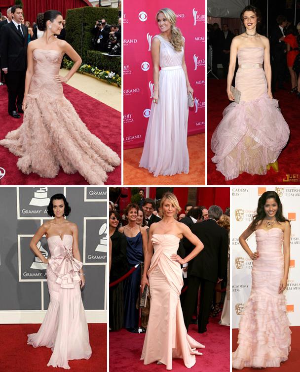Pretty Blush Pink Wedding Gowns | Pixel & Ink