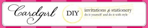 Create your own wedding invitations and stationery!