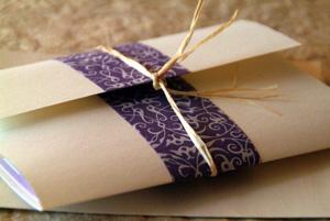 Handmade Invitation