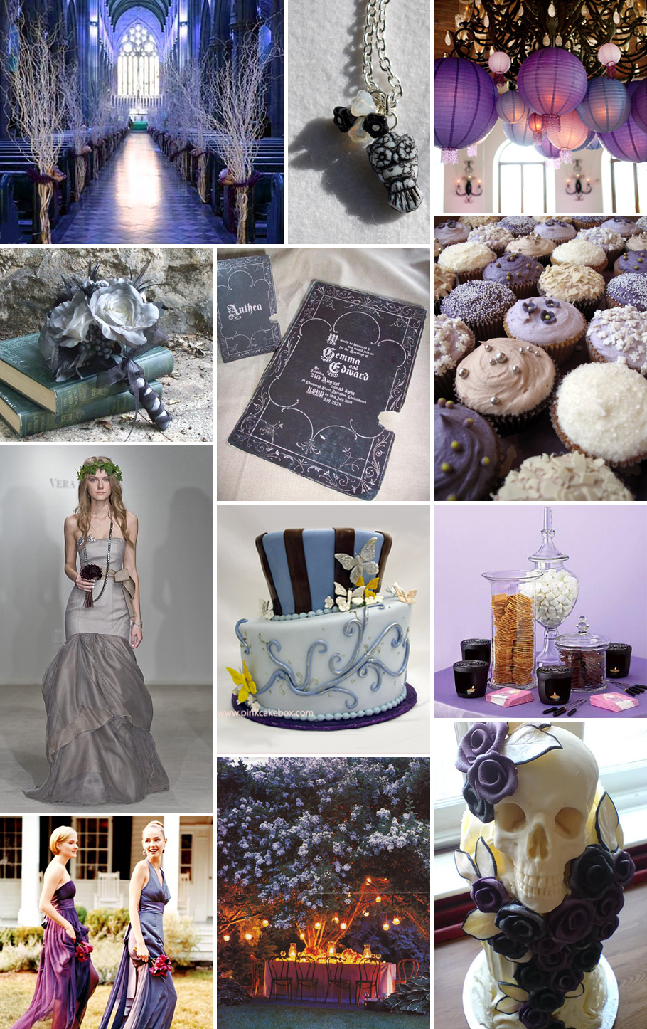 Inspiration A Corpse Bride Halloween Wedding Theme Pixel Ink
