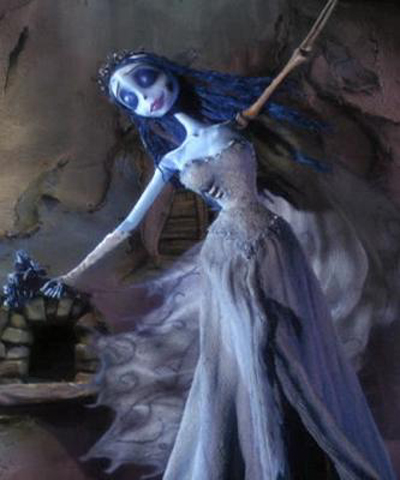 Inspiration: A Corpse Bride Halloween Wedding Theme | Pixel & Ink