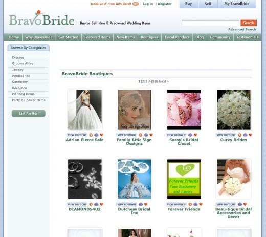Bravo Bride Boutiques
