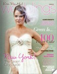Eco-Beautiful Weddings Cover