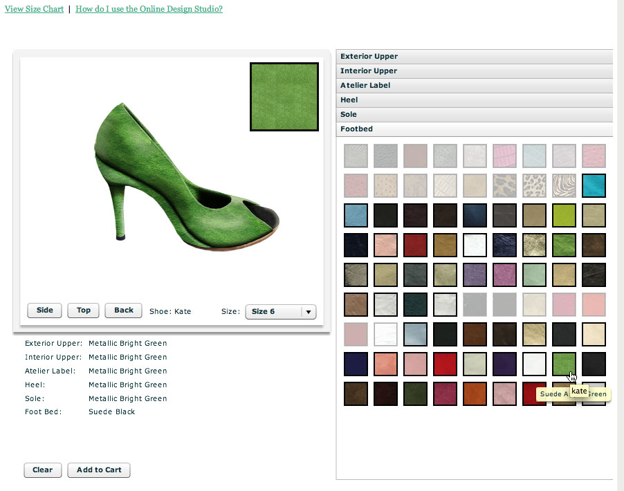 How to create your own shoes online style guru fashion for Website to build your own house