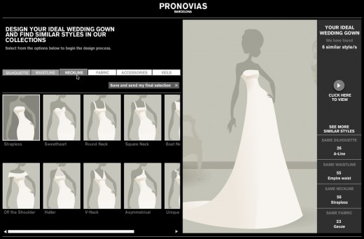 Design A Wedding Dress Online
