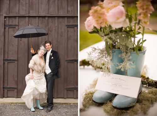 rain-boots-wedding
