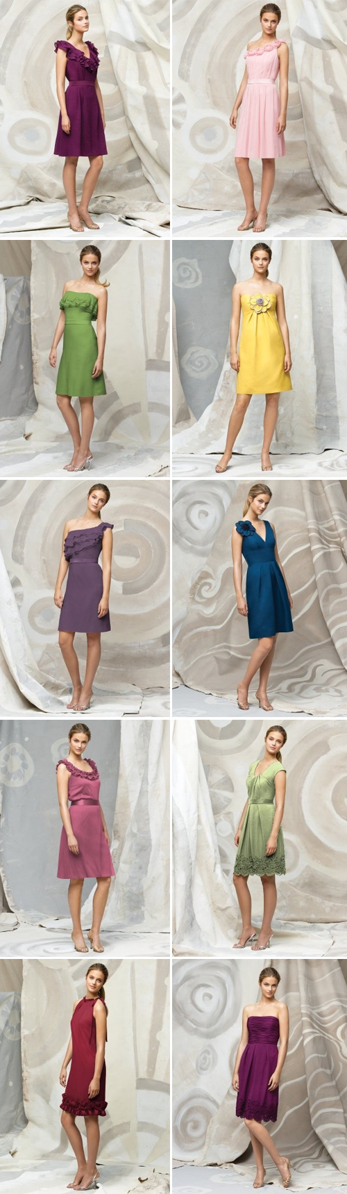 lela-rose-bridesmaids-2010-collection