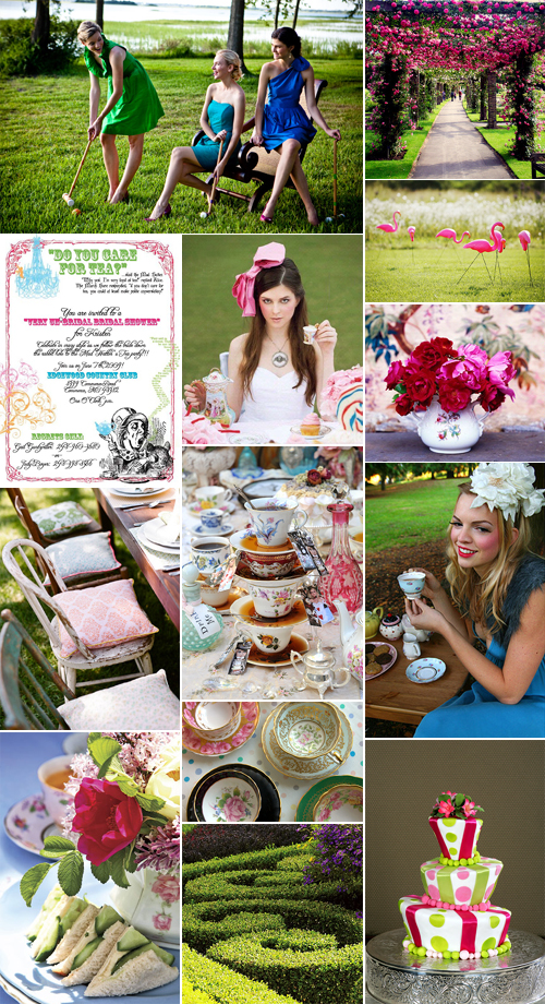 alice-in-wonderland-mad-hatter-bridal-tea-party