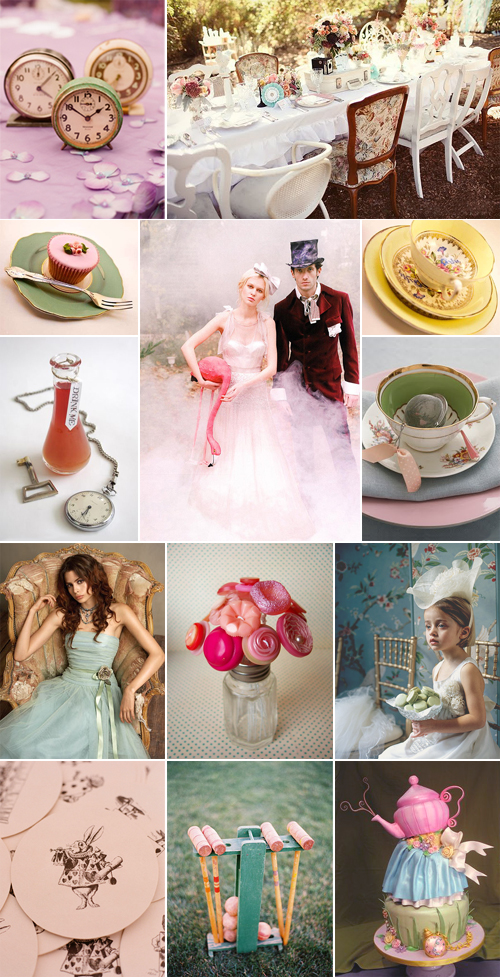 alice-in-wonderland-vintage-wedding