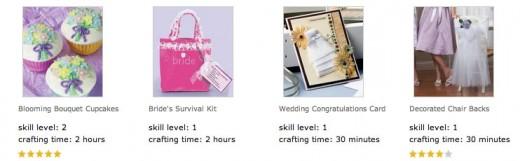 Jo-Ann Wedding Project Ideas