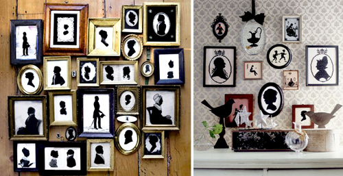 Captivating 20 picture wall frames design ideas of best 25 picture picture wall frames do it yourself wedding project silhouette art place cards with solutioingenieria Gallery