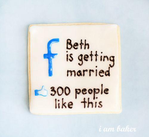 I Am Baker Facebook Cookies