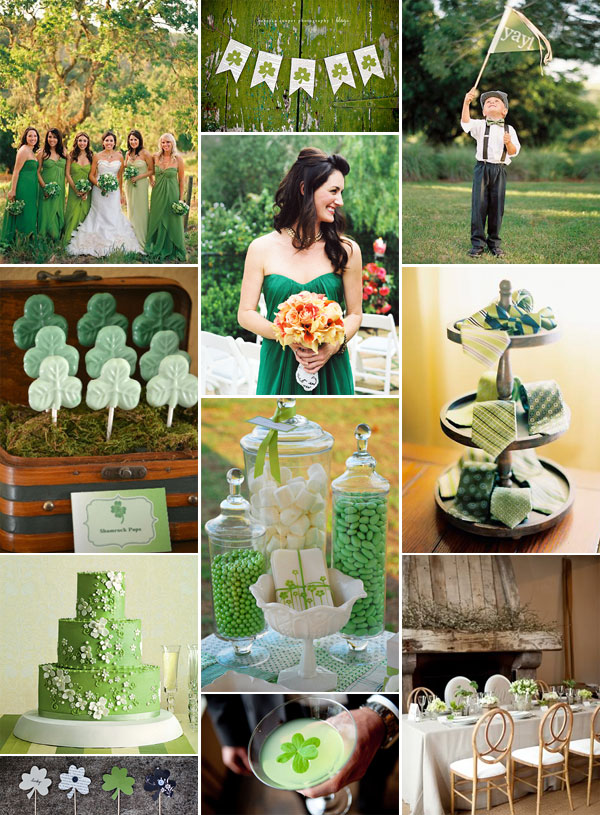 Green Inspiration For St Patricks Day