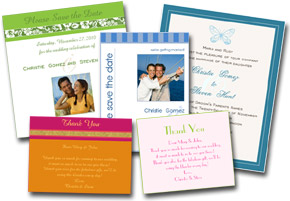 Customize eCard Colors, Fonts, Images & Content!